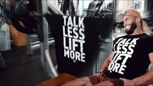Gain more and talk less, Guide To Gym Etiquette