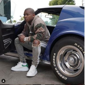 O.T. Genasis owns a luxurious car