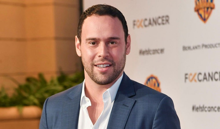 The Life Of An American Businessman Scooter Braun: His Wife & Net Worth