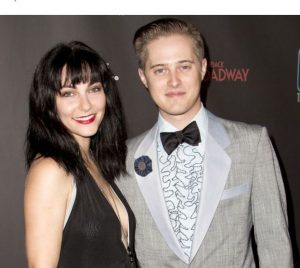 Lucas Grabeel was rumored to be dating Emily Morris during the year 2016