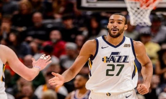 Rudy Gobert Bio-Age, Net Worth, Coronavirus, Height, Career, Weight, & Girlfriend