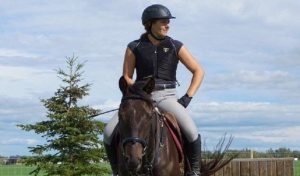 33-year-old Katherine Morel succumbed to her injuries after suffering a rotational fall