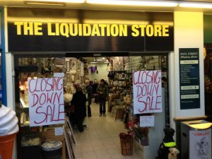 Liquidation stores are the best way to buy designer clothes