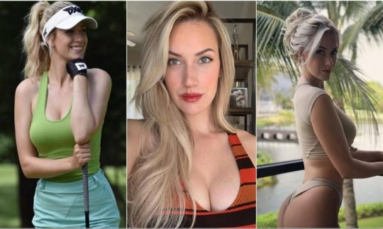 Paige Spiranac was the victim of nude picture scandal
