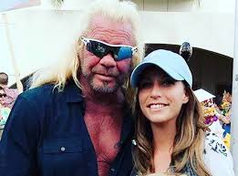Lyssa Chapman with her dad