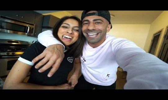 yousef erakat is in a relationship with Simmi Singh
