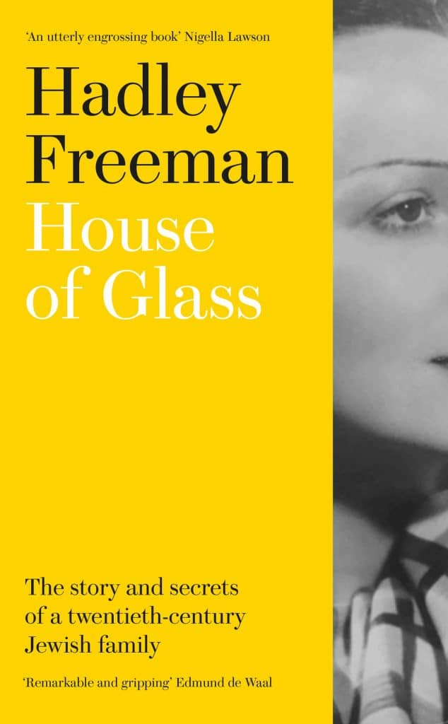 The Best New Books Of 2020, House of Glass by Hadley Freeman