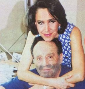 Florinda Meza wished a happy anniversary to her late spouse on her Instagram