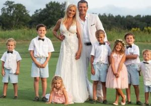 Pete Hegseth is taking care of seven children with his current wife, Jennifer Cunningham