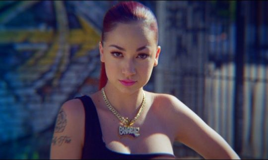 The image of Bhad Bhabie
