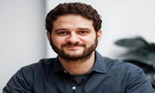 The image of Dustin Moskovitz