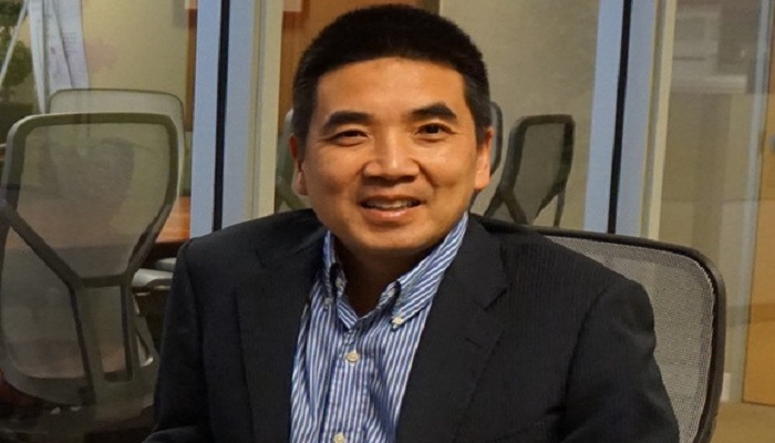 The image of Eric Yuan