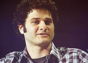 The picture of Dustin Moskovitz, an American entrepreneur and co-founder of Good Ventures
