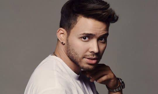 Everything About American Singer & Songwriter, Prince Royce