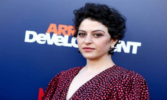 Everything You Want to Know About American Actress Alia Shawkat