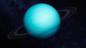 History of Uranus