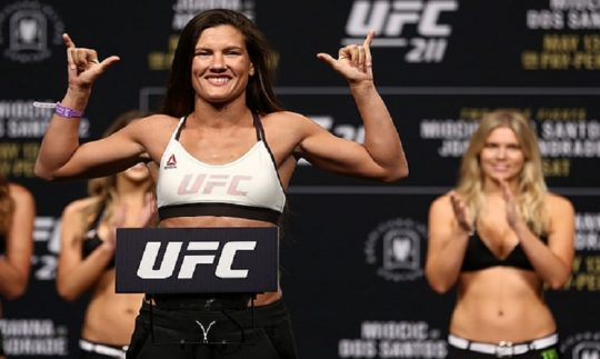 Everything About The American Mixed Martial Artist Cortney Casey