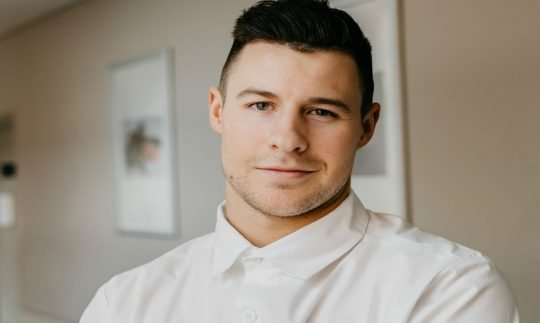 Everything You Need To Know About MasterChef Max Sharrad