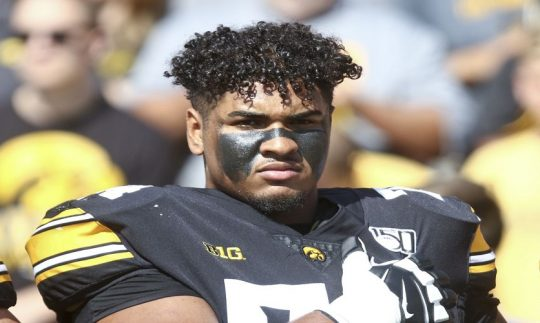 Tristan Wirfs: NFL Draft, Bio, Age, Net Worth, Career, Wife & Children