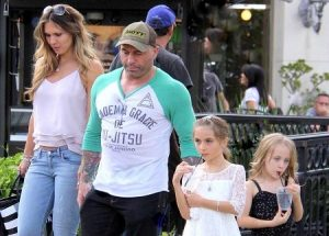 Joe Rogan Family