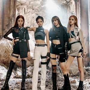 BLACKPINK is the 3rd most popular K-Pop group