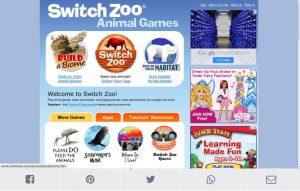 Switch Zoo: Animal Games