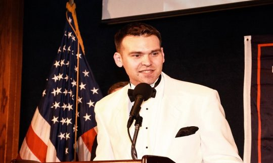 "Republican political operative ""Jack Posobiec"" Bio Net Worth, Wife, & Career"