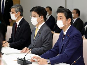 shinzo abe health condition