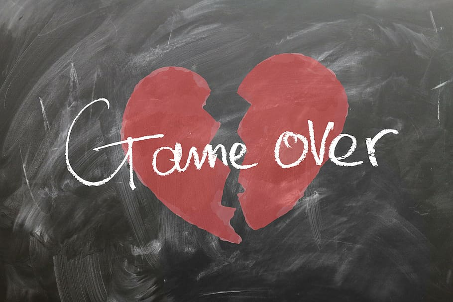 Game over?? Need to fix your marriage?