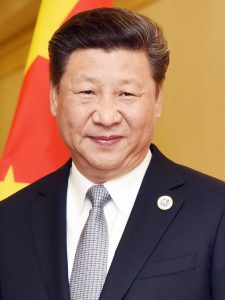 Xi Jinping, the most powerful person in the world