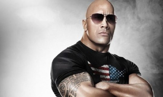 The Rock, richest of all