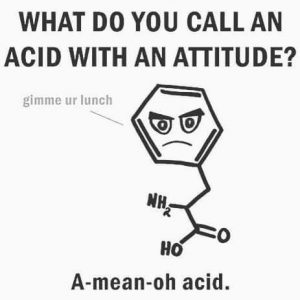 Acid with an attitude