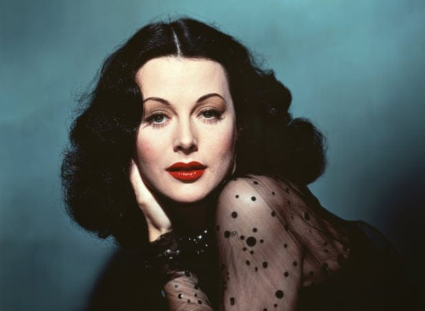 The Story of Hollywood Actress Hedy Lamarr