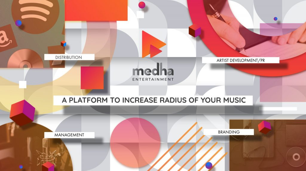 Distribute Your Music With Medha Entertainment