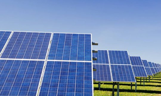 Solar Panel Saved Enough for the Arkansas School District to Give Teachers Raises.