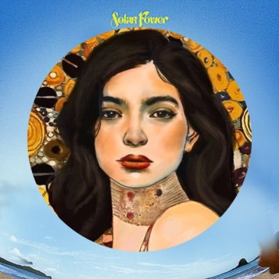 """Lorde Back With New Energy """"Solar Power"""""""