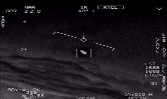 Is The Pentagon UFO Report Due for Submission to Congress?
