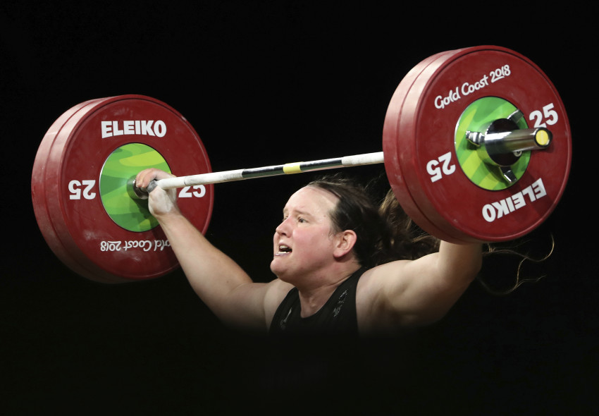 Laurel Hubbard Is The First Transgender Athlete At Olympic Games