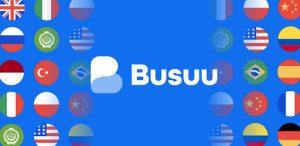 flags with busuu