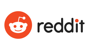 face of child in red reddit poster