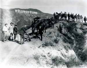 How The HOLLYWOOD Sign Rose To Fame