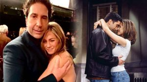 Are Friends Stars Jennifer Aniston and David Schwimmer Dating?
