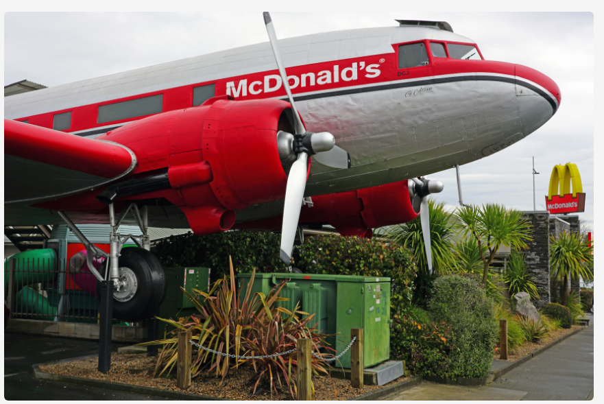 This Is The Most Unique McDonald's Restaurant In The World